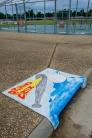 Tyson Park Storm Drain Art