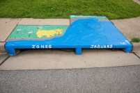 Jones Jaguars by Nicole Helt - Ewalt and Powell St